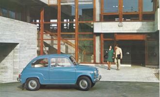 U novom broju AM: 60 godina Fiata 600
