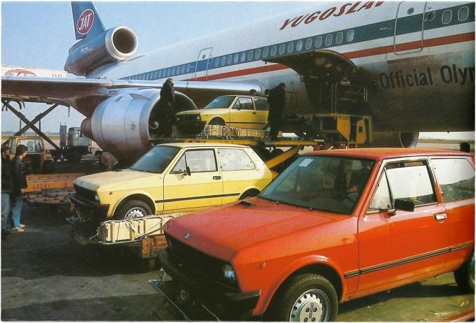 Auto magazin Jugo 45L