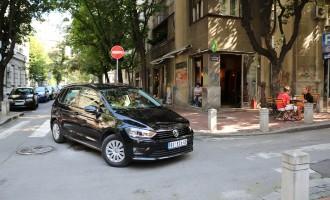 Volkswagen Golf Sportsvan 1,6 TDI Trendline