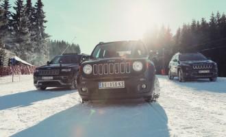Održana prva Jeep ski trka u sezoni
