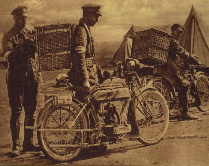 Od izuma bicikla do motocikla prošlo je dosta vremena