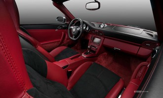 Porsche 911 Turbo Cabrio by Vilner