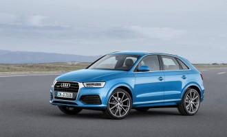 Redizajniran Audi Q3