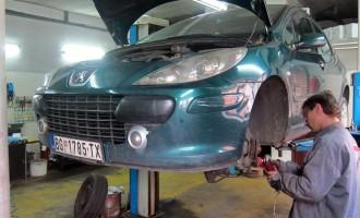 Besplatna provera Peugeot i Citroën vozila u servisu Spona