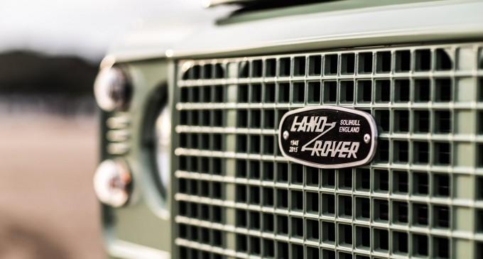 Kraj za Land Rover Defender