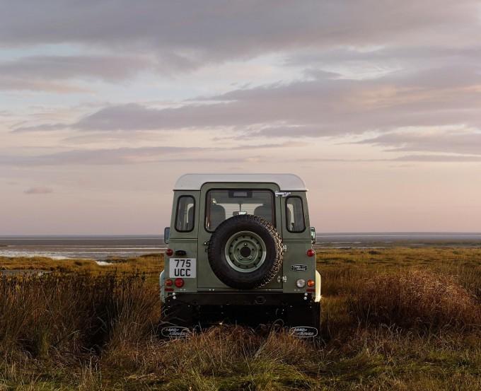 auto magazin land rover defnder 5