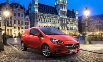 Opel Corsavan predstavljena u Briselu
