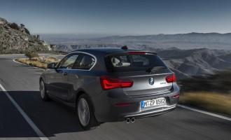 Velike izmene za BMW serije 1