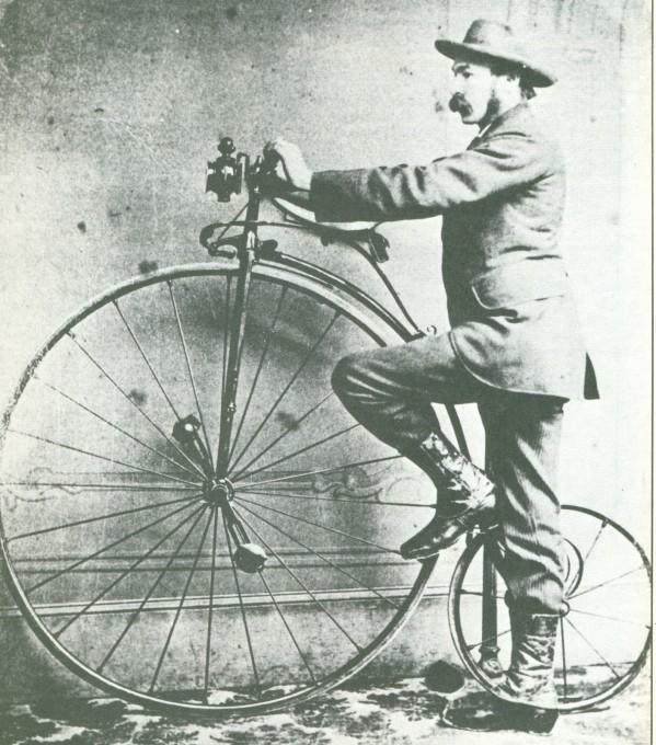 Velosiped je nastao 1865. godine