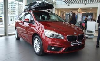 Aktivna BMW subota u salonu Delta Motorsa