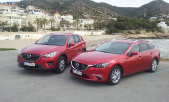 EKSKLUZIVNO: Auto magazin na evropskoj premijeri Mazde 6 i CX-5 u Barseloni