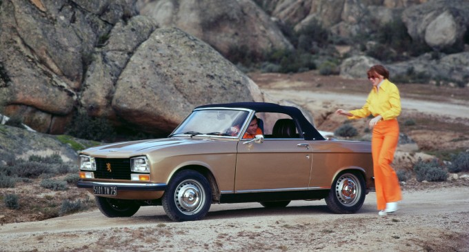 Francuska avangarda: Peugeot 104 & 204 & 304 & 205