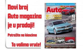 Februarski broj Auto magazina