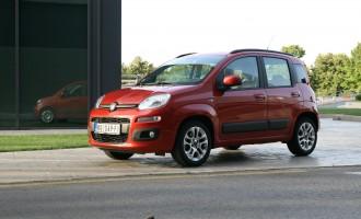 Fiat Panda 1,2 Lounge