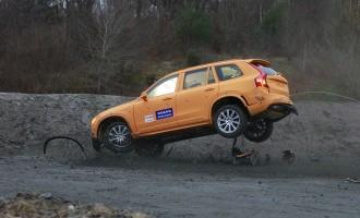 EKSKLUZIVNO: Bili smo na crash testu Volvoa XC90