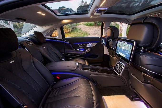 Mercedes-Maybach S600 auto magazin beograd