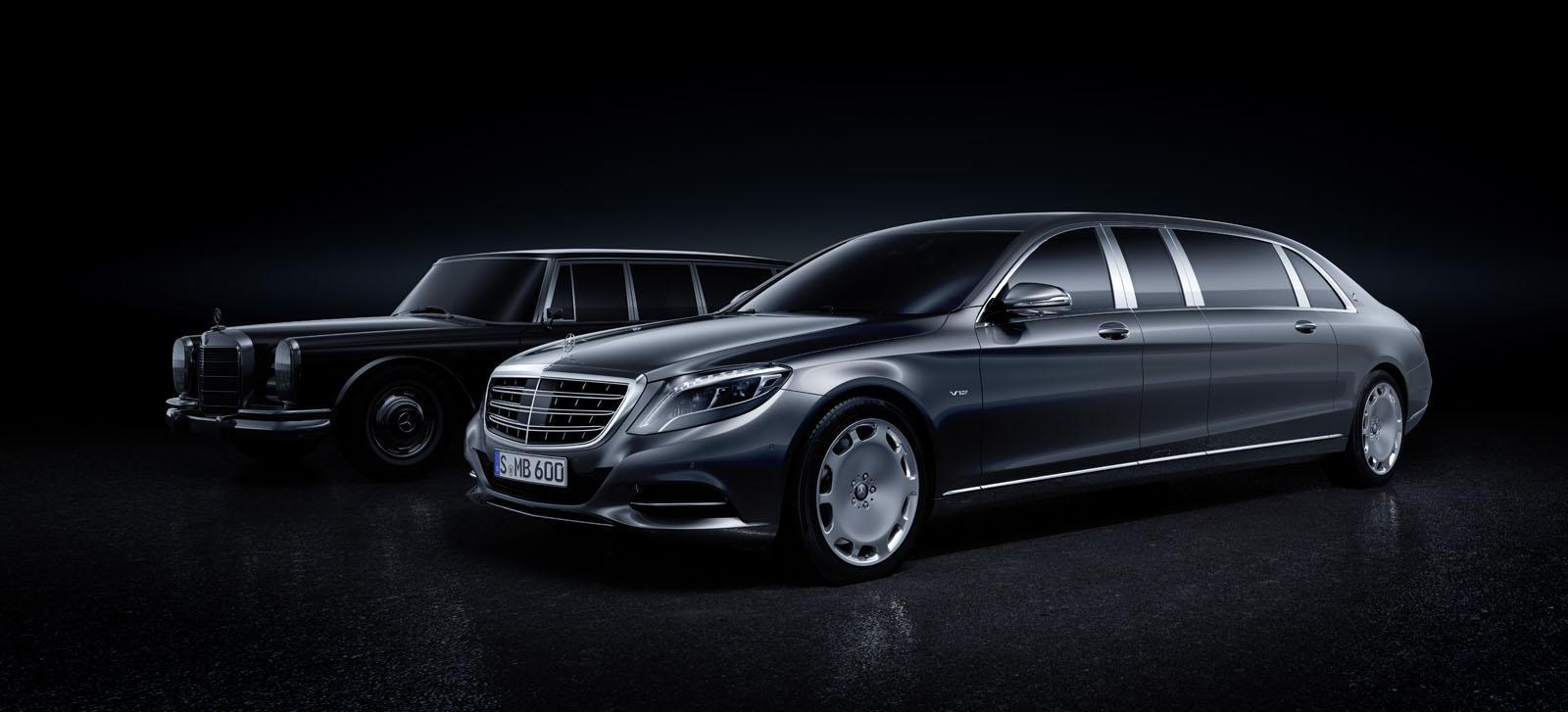 Mercedesova limuzina napokon auto magazin for Mercedes benz highest price car