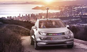 Rinspeed Budii auto bez vozača (ali sa putnicima)
