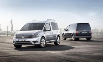 Drugi redizajn za VW Caddy
