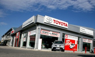 Od subote 9. maja otvorena vrata u Toyota mreži