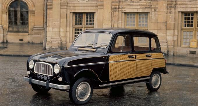 Renault 4: istorija tek počinje