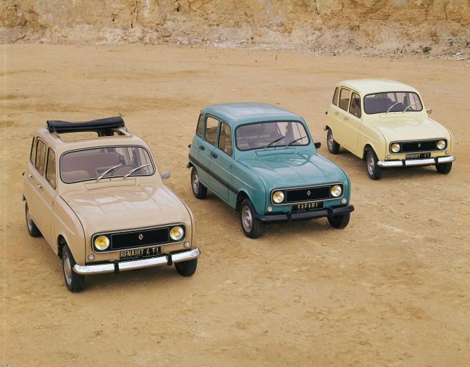 auto magazin magazinauto.com renault 4 reno 4 istorija