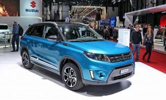Suzuki Vitara će koštati od 12.990 evra