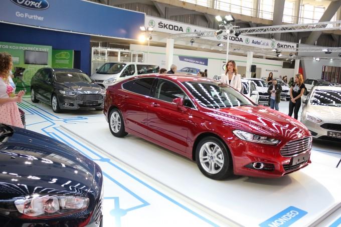 auto magazin salon sajam automobila u beogradu 2015 ford 3