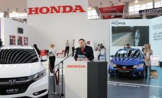 Honda CR-V 1,6 dizel od sada sa 160 KS