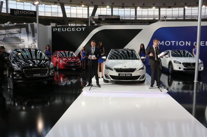 auto magazin salon sajam automobila u beogradu 2015 peugeot 2
