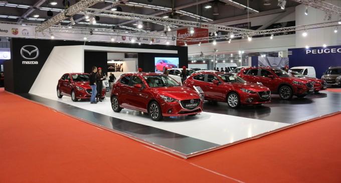 Mazda na Salonu u Beogradu