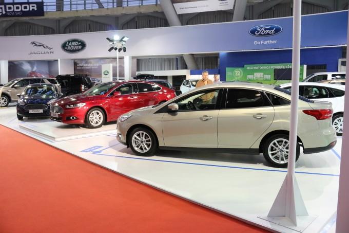 auto magazin salon sajam automobila u beogradu 2015 ford 2
