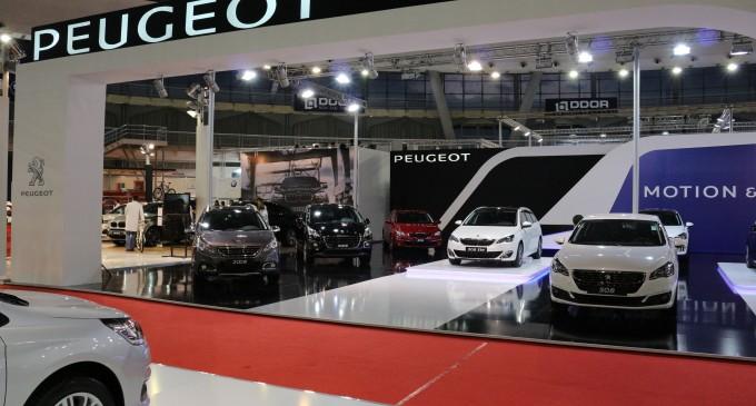 Peugeot na Salonu u Beogradu