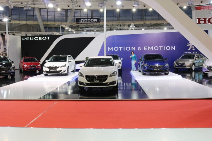 auto magazin salon sajam automobila u beogradu 2015 peugeot 4