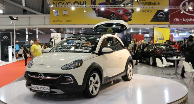Nova Opel Corsa od 10.600 evra