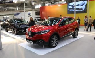 Renault Kadjar i Espace prvi put u Srbiji