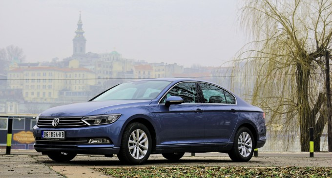 volkswagen passat b8 2 0 tdi comfortline auto magazin. Black Bedroom Furniture Sets. Home Design Ideas