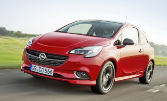 Opel Corsa 1,4 turbo 150