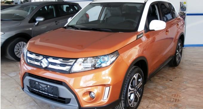 Suzuki Vitara za 89 evra mesečno