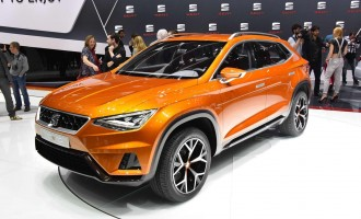 Seat 20V20 crossover concept