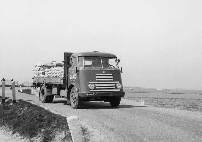 auto magazin DAF milioniti kamion