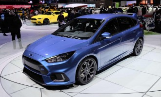 Irci kažu da će Ford Focus RS imati 350 KS!