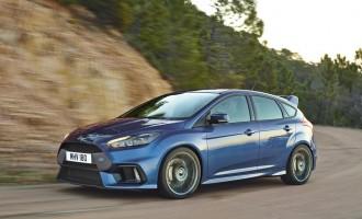 Počela proizvodnja Ford Focusa RS