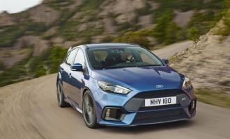 Ford Focus RS će ipak imati 350 umesto 320 KS