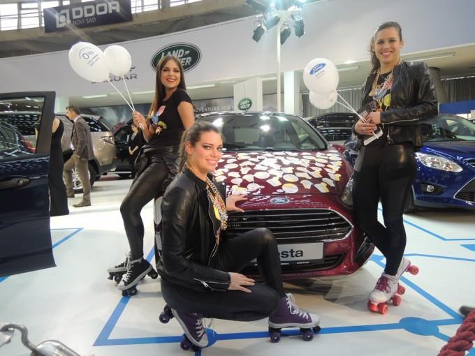 auto magazina magazinauto.com ford salon automobila beograd dobra prodaja