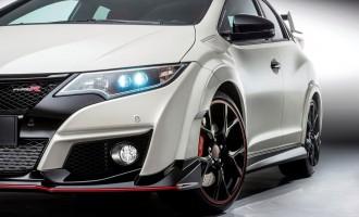 Honda Civic Type R oborila rekord Nürburgringa