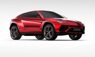 Lamborghini crossover i zvanično najavljen