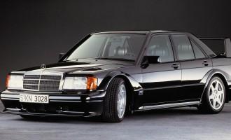 Četvrt veka Mercedesa 190 E 2.5-16 Evolution II