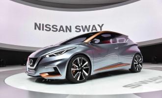 Nissan Sway zamena za Micru?