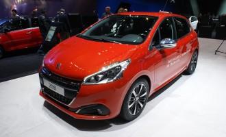 Blagi redizajn za Peugeot 208